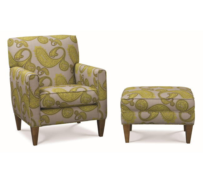 Magnificent Willett K741 Chair And Ottoman 350 Fabrics Sofas And Caraccident5 Cool Chair Designs And Ideas Caraccident5Info