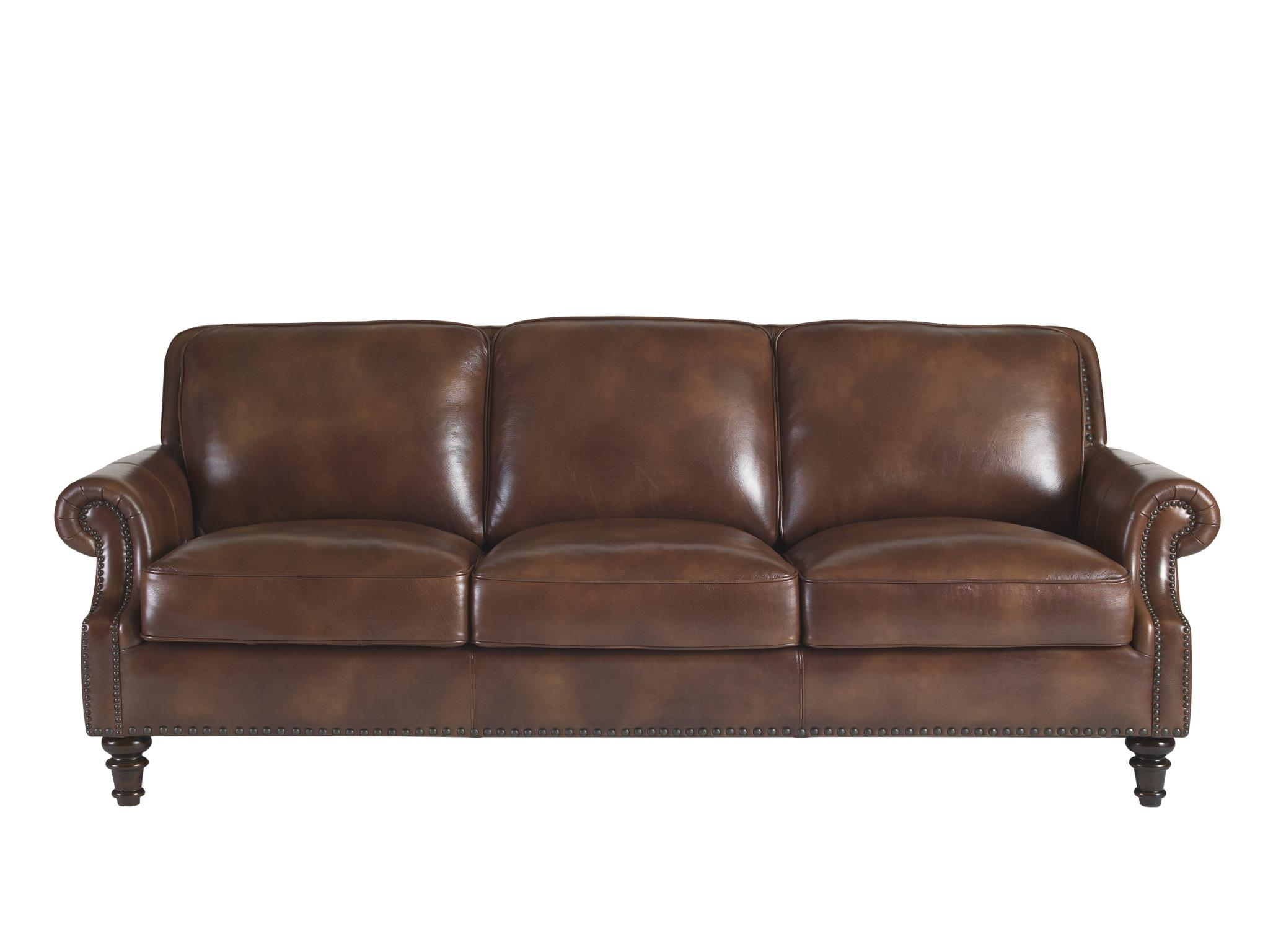 Wellington 1009 Leather Sofa In Black And Red Sofas And Sectionals ~ Wellington Leather Sofa