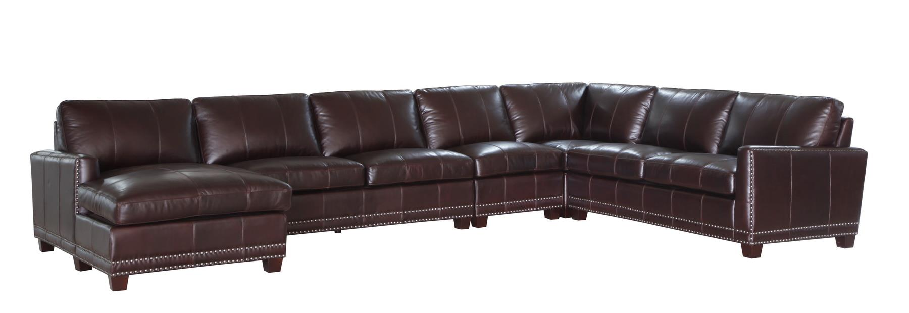 2 sofas armless chair and left facing chaise