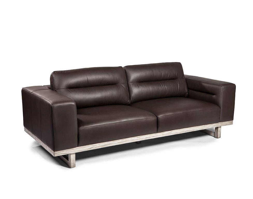 Magnificent Cooper 1629 Leather Sofa In Java In Stock Sofas And Andrewgaddart Wooden Chair Designs For Living Room Andrewgaddartcom