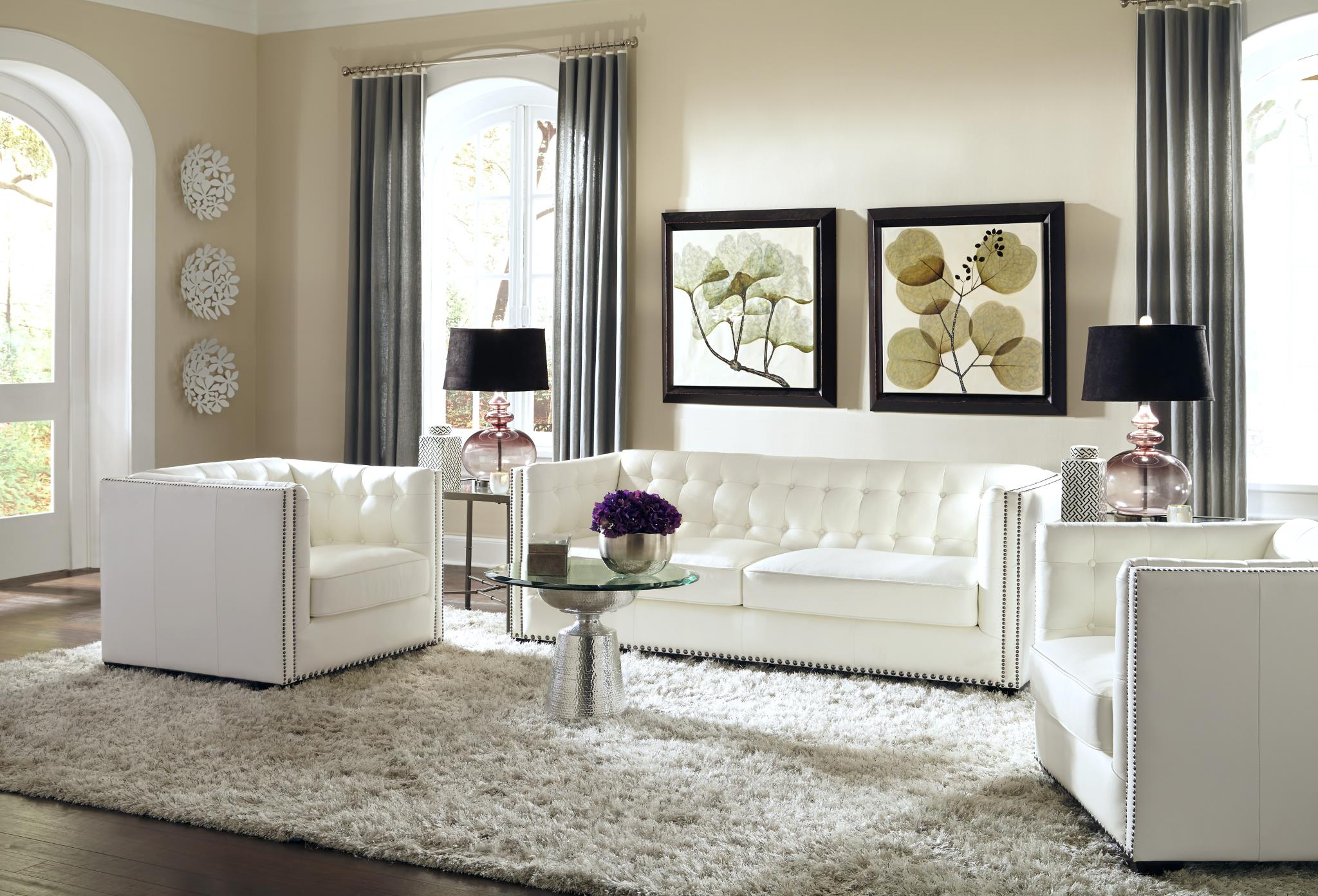 Cool Bel Aire 2007 Leather Sofa In White In Stock Sofas And Onthecornerstone Fun Painted Chair Ideas Images Onthecornerstoneorg