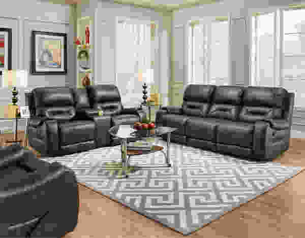 Urban Reclining Sectional - Choice of Colors