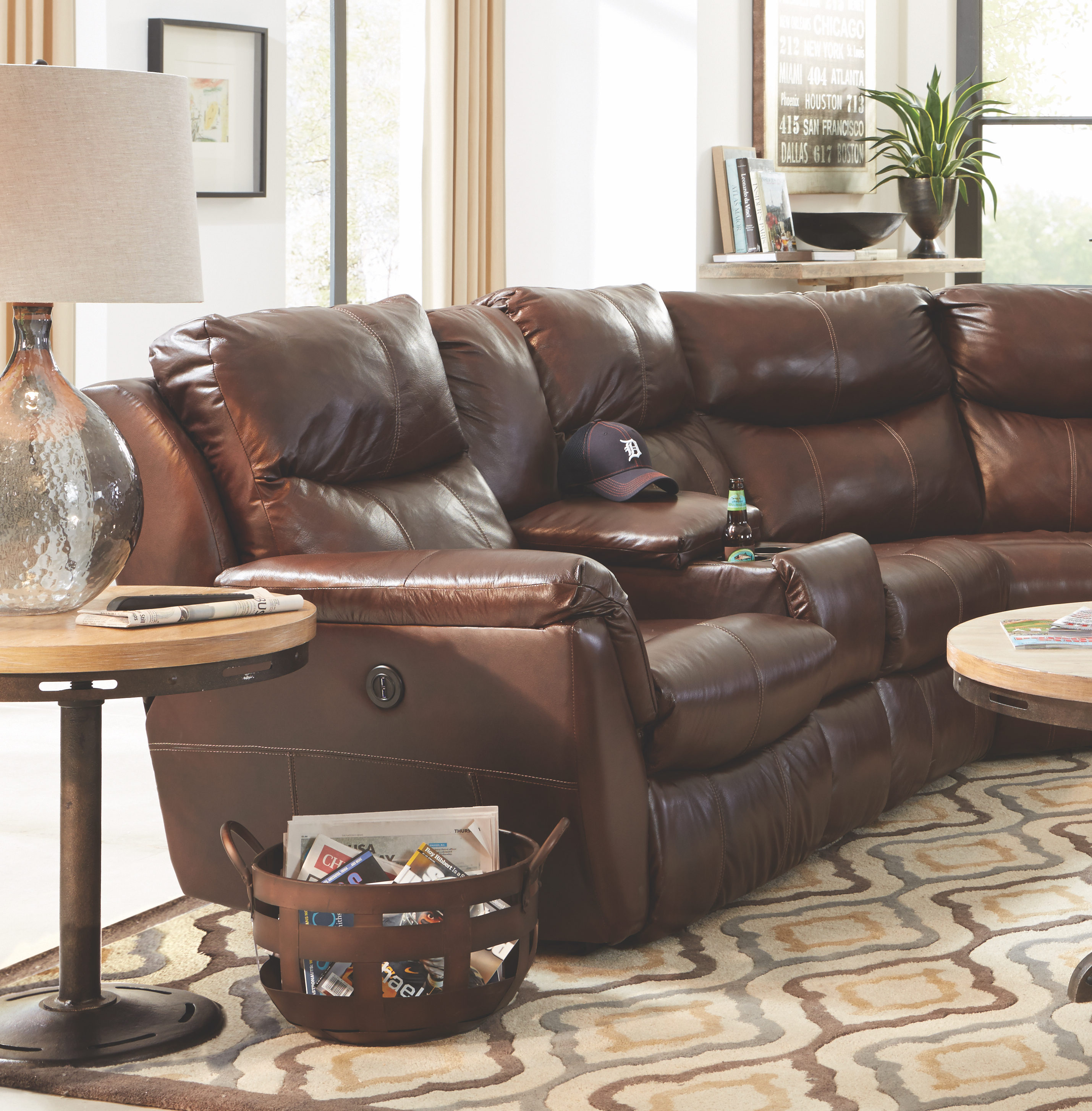 Amazing Monaco 564 Reclining Sectional Choice Of Sofas And Machost Co Dining Chair Design Ideas Machostcouk
