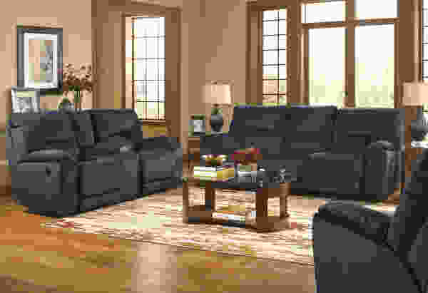 Dynamo 590 Reclining Sectional - Choice of Colors
