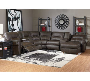 Brandon Reclining Sectional 300 By Lane