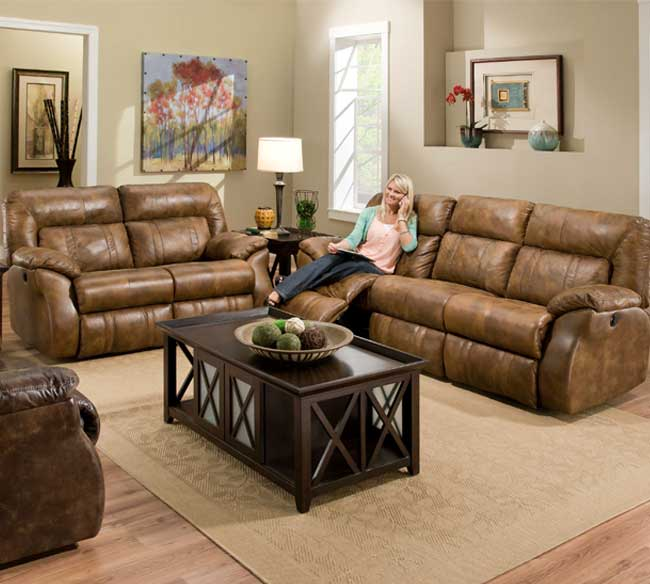 Cosmo 572 Reclining Sofa Sofas And Sectionals