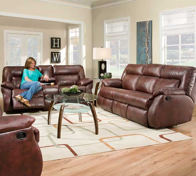 Wondrous Cosmo 572 Reclining Sofa Sofas And Sectionals Gamerscity Chair Design For Home Gamerscityorg