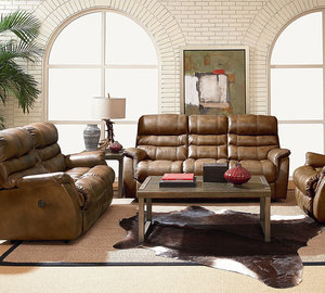 Garrett 328 Reclining Sofa Collection. By Lane