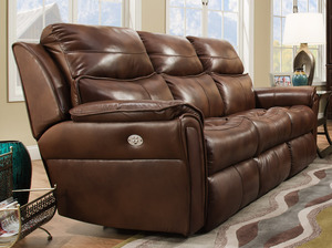 Allure 880P POWER HEADREST Reclining Sofa
