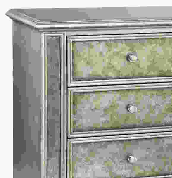 Fintessa Four Drawers Accent Chest
