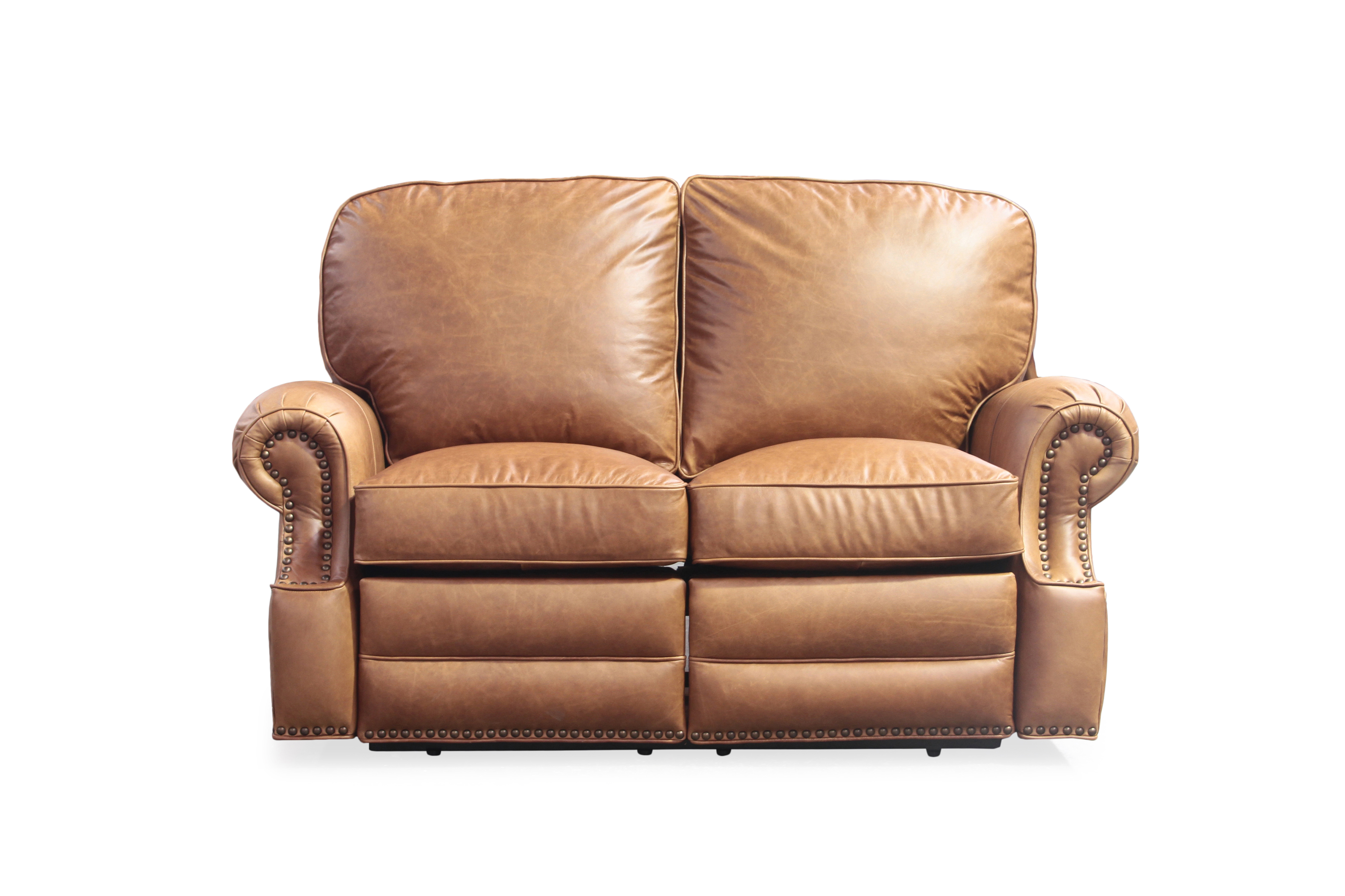Sensational Longhorn Vintage Leather Reclining Sofa 35 4727 Sofas And Gamerscity Chair Design For Home Gamerscityorg