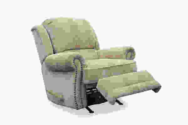 Regency Fabric Rocker Recliner - IN STOCK FAST SHIPPING