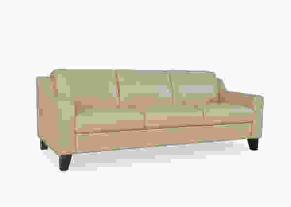 Cora 349 Leather Sofa Collection - IN STOCK FAST FREE SHIPPING