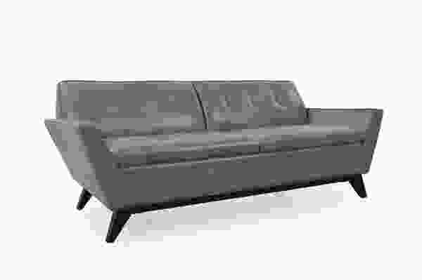 Wegner Full leather Contemporary Sofa