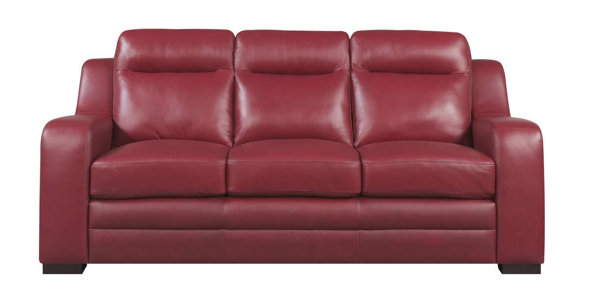 Hanson 5209 Leather Sofa Collection In Stock Sofas And Sectionals