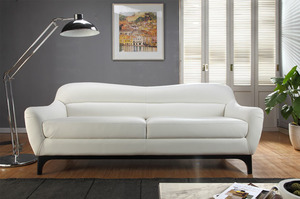 Wollo 357 Leather Sofa Collection - IN STOCK FAST FREE SHIPPING
