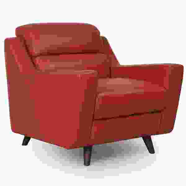 Lucia 358 Leather Chair - IN STOCK FAST FREE SHIPPING