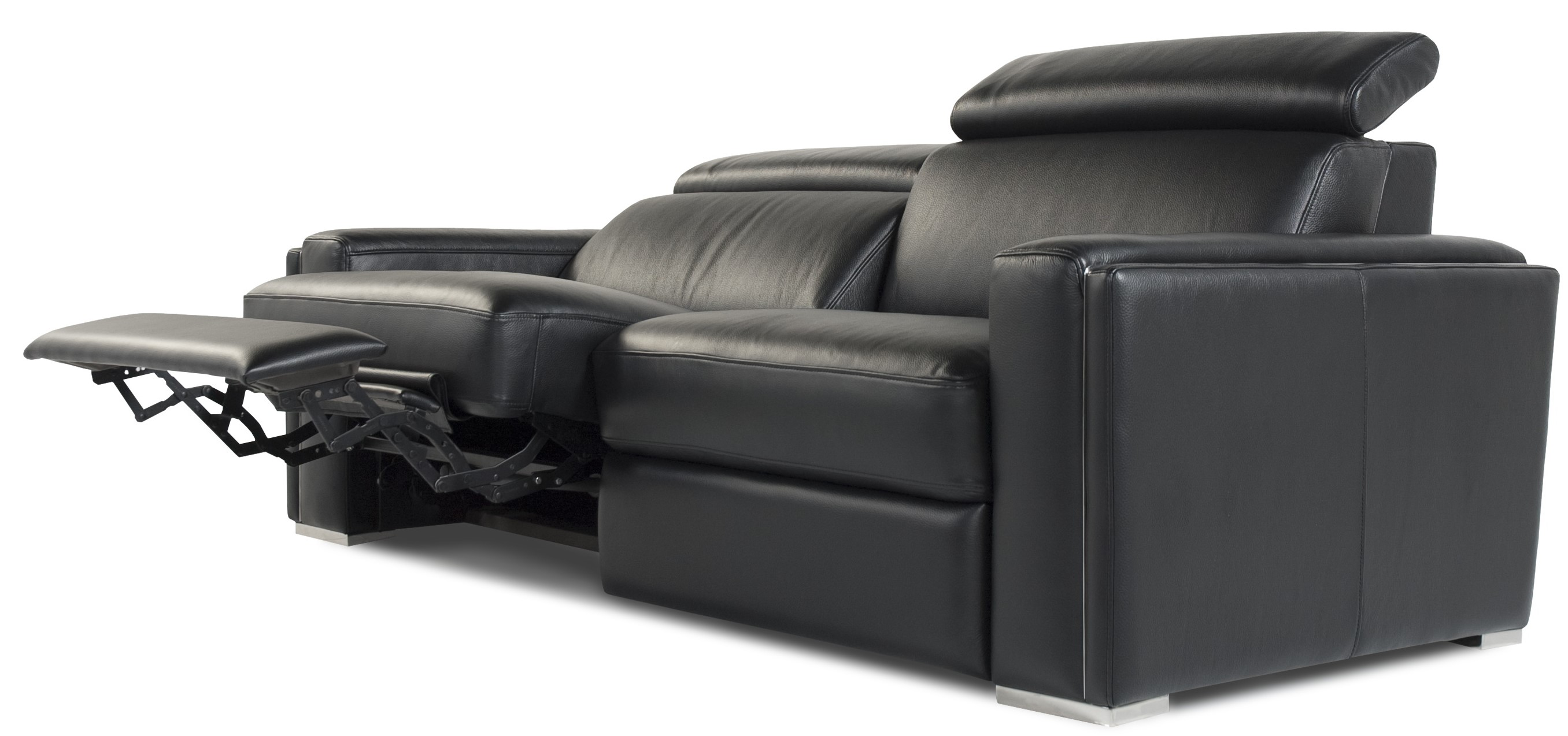 Ellie 1184 Leather Reclining Sofa Collection
