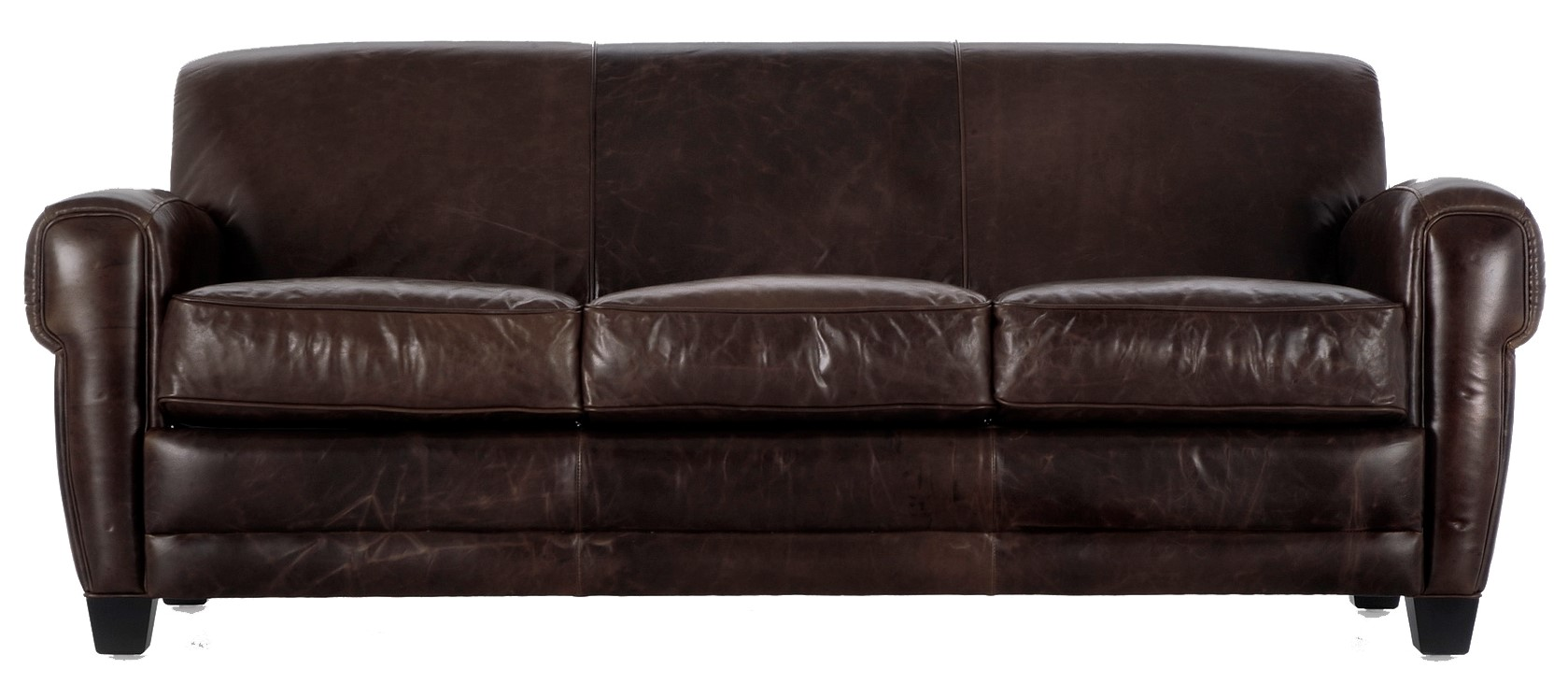 Havana 614 Leather Sofa Collection   IN STOCK FAST FREE SHIPPING