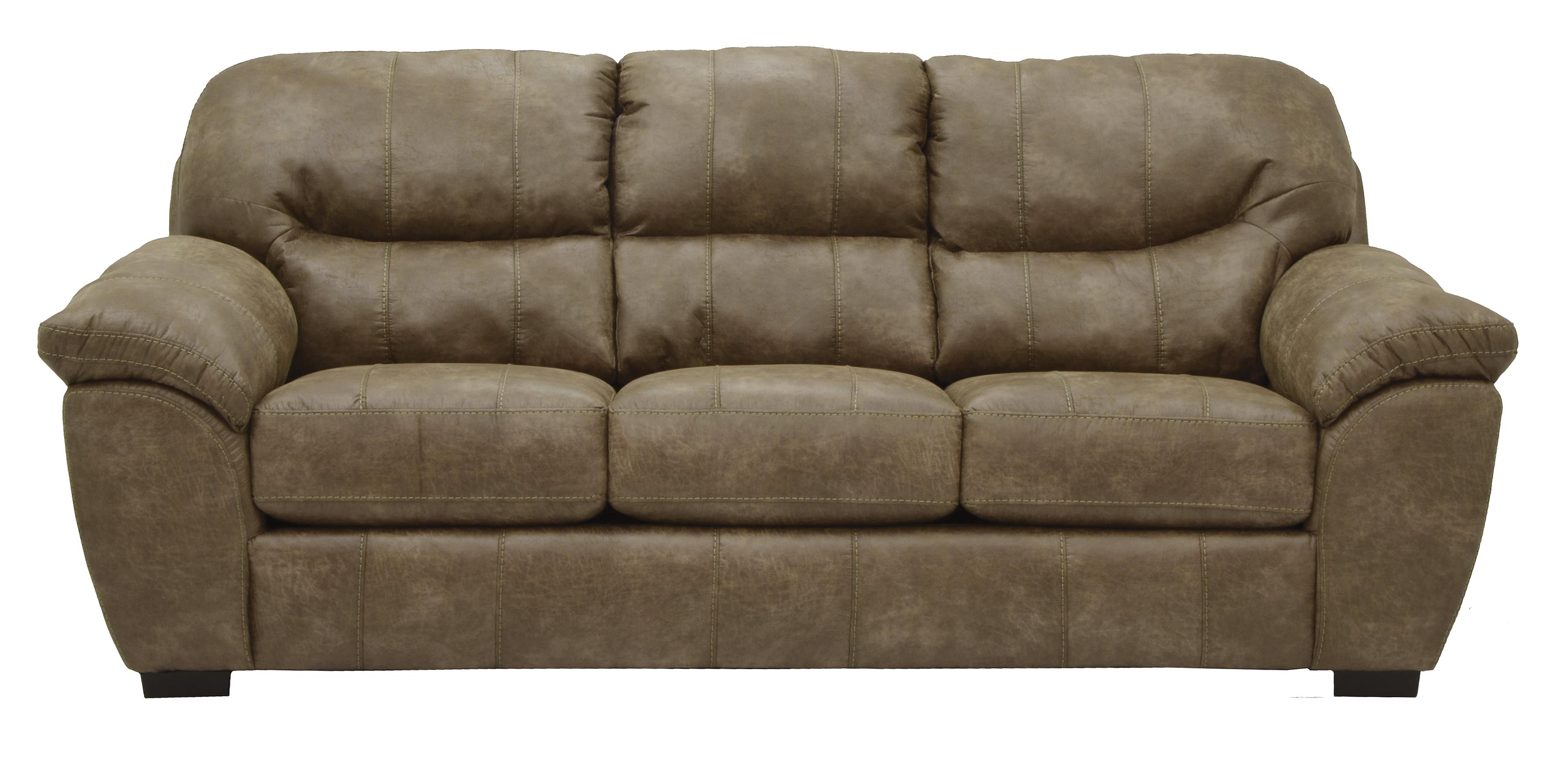 Enjoyable Grant 4453 Bonded Leather 96 Sofa Sofas And Sectionals Evergreenethics Interior Chair Design Evergreenethicsorg