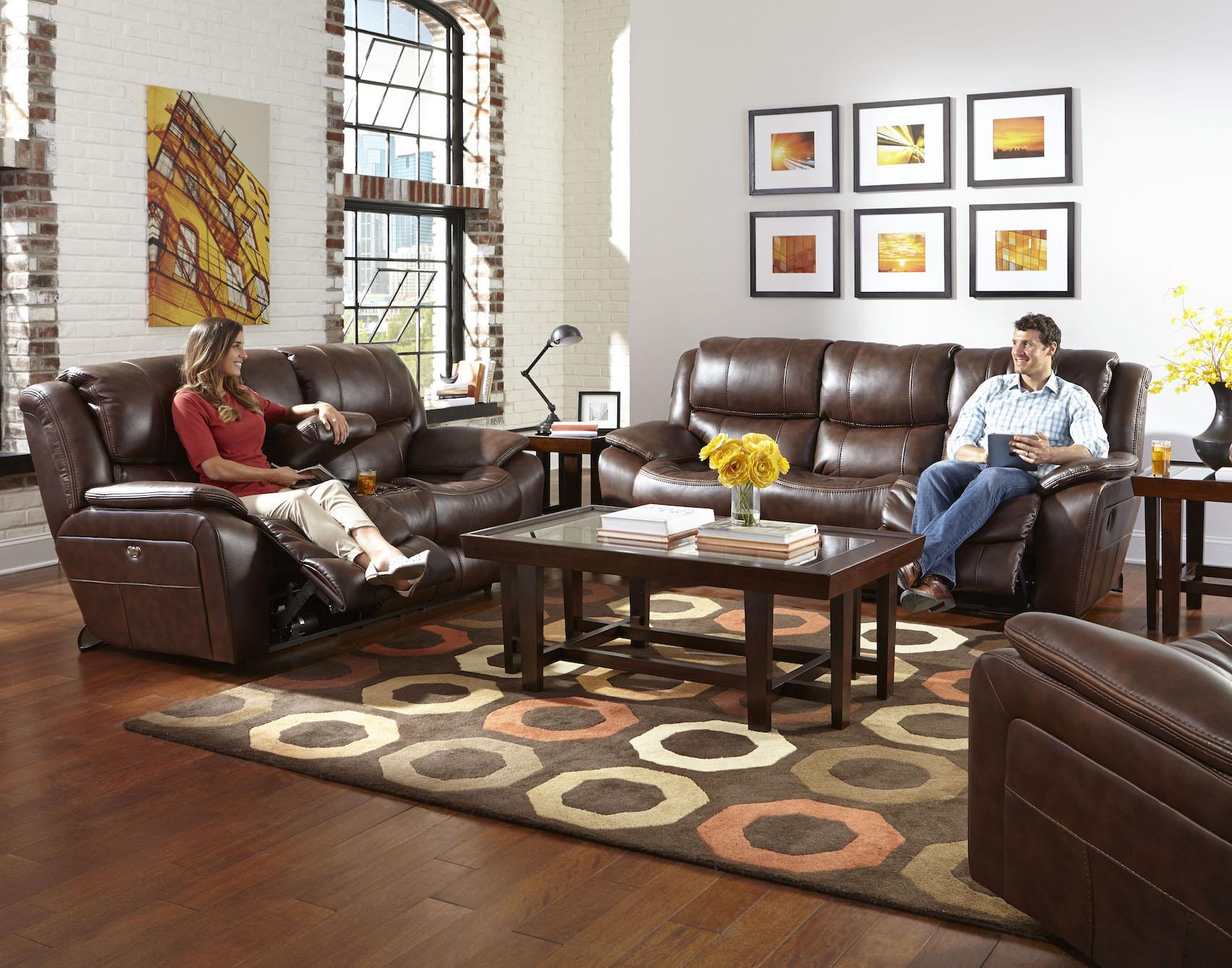 Beckett 451 Reclining Sofa Collection