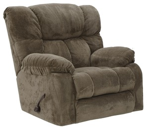 4560 Popson  Big Man Chaise Rocker Recliner  sc 1 st  Sofas and Sectionals & Big Man Recliners - High Weight Capacity | Sofas and Sectionals islam-shia.org