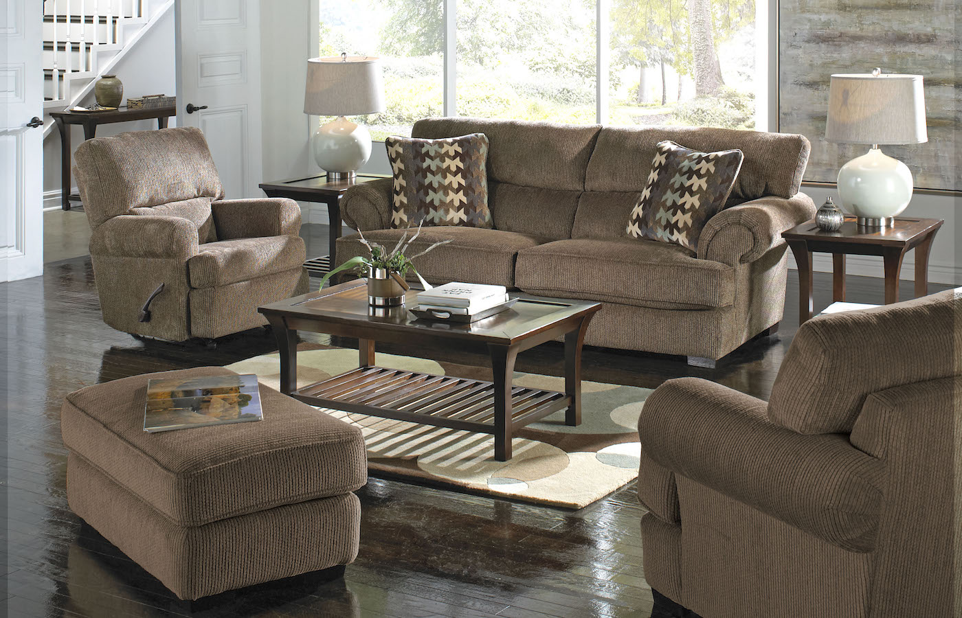 Furniture Hayden Smoke Collection