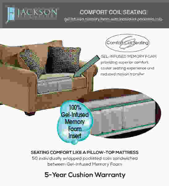 Dawson 4408 Leather Touch Sofa Collection