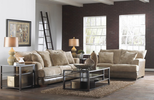 Barkley 4442 Two Tone Sofa Collection. By Jackson
