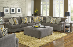 Crompton 4462 Sectional. By Jackson : jackson sectional - Sectionals, Sofas & Couches