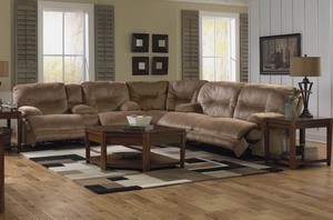 136 Noble Lay Flat Reclining Sectional