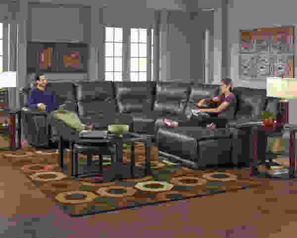 Montgomery 175 Reclining Sectional