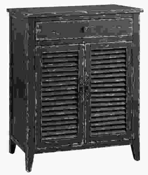 Halcyon By Panama Jack Two Door, One Drawer Accent Cabinet