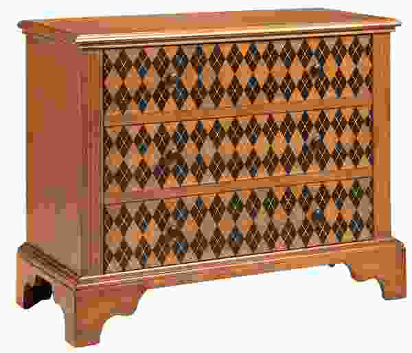 Morrison Three Drawer Accent Chest