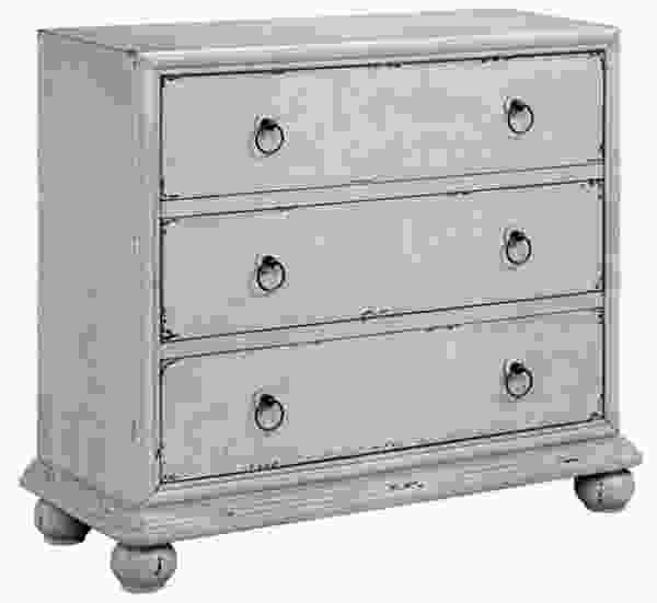 Vera Three Drawer Accent Chest