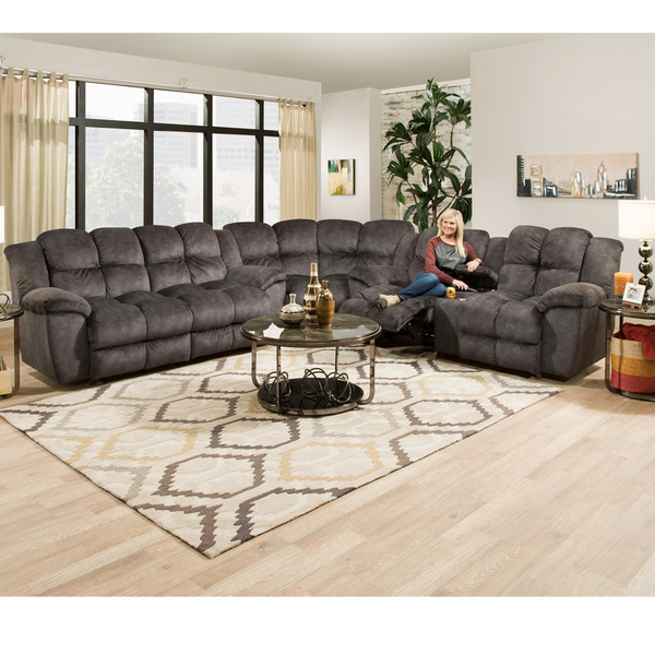 The Cloud 461 Reclining Sectional