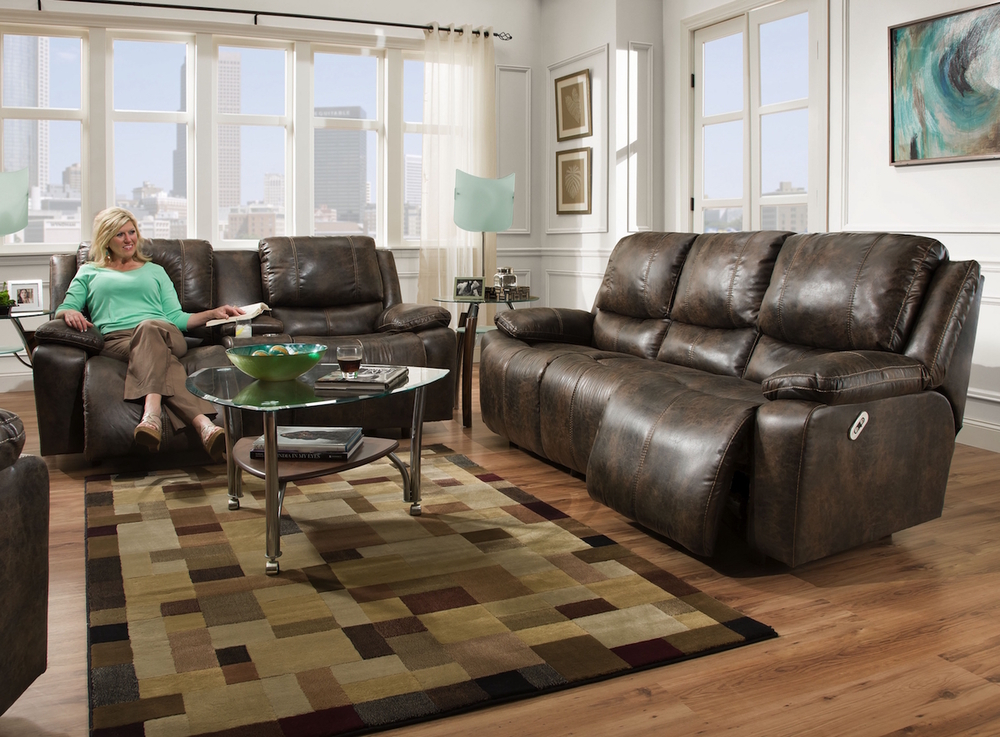 Strange Montana 745 Power Headrest Reclining Sofa In Sofas And Gmtry Best Dining Table And Chair Ideas Images Gmtryco
