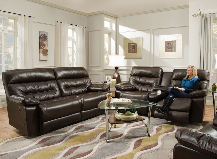 Excellent Domino 709 Leather Reclining Sofa Choice Of 3 Sofas And Dailytribune Chair Design For Home Dailytribuneorg