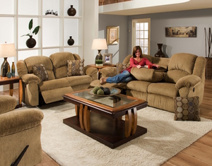 avery 691 reclining sofa