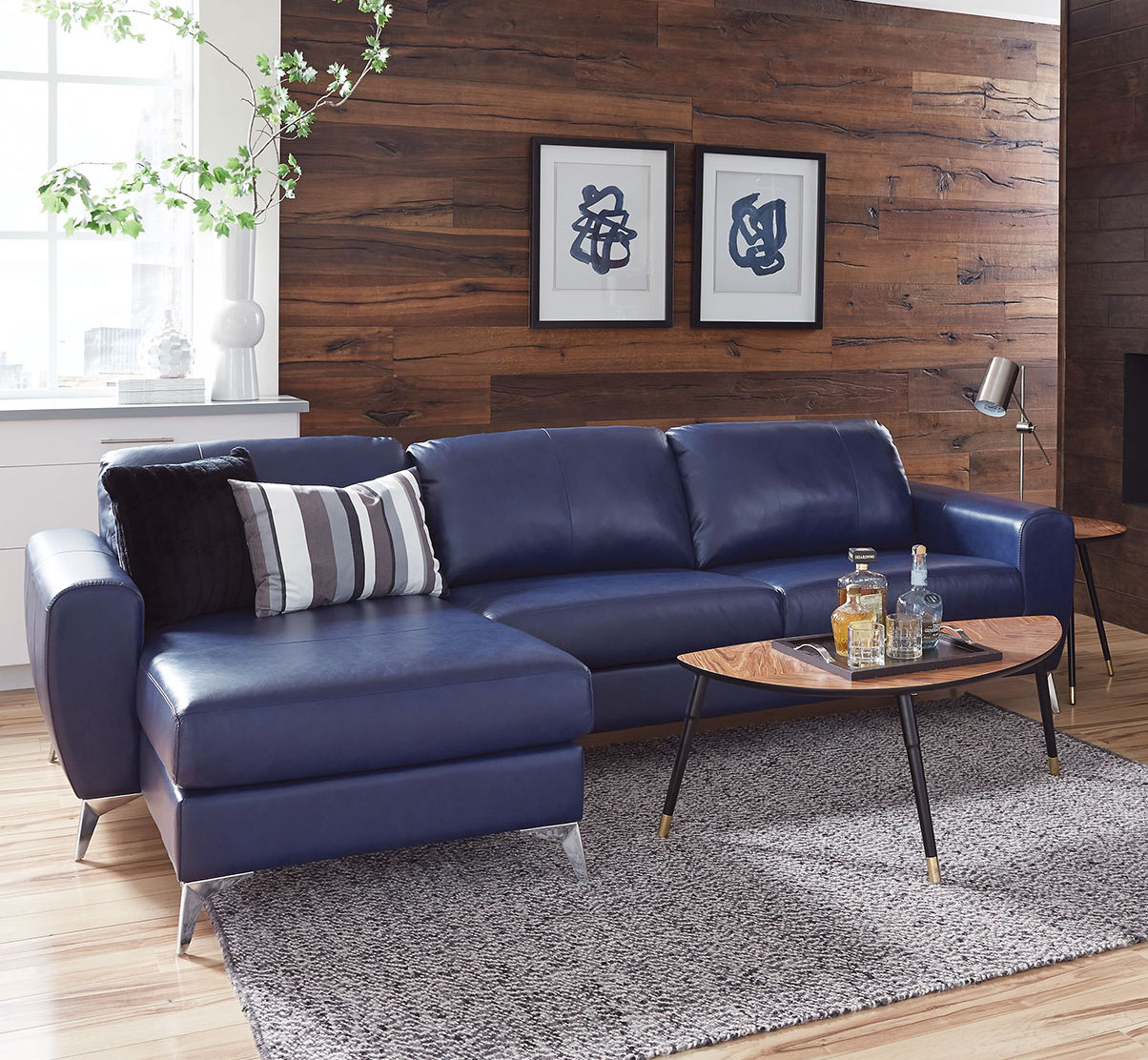 Apartment Size Sofa Sectional 5 Apartment Sized Sofas That Are Lifesavers Hgtv S Decorating