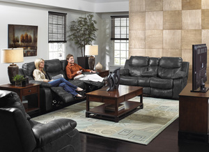 Catalina 431 Reclining Sofa Collection. By Catnapper