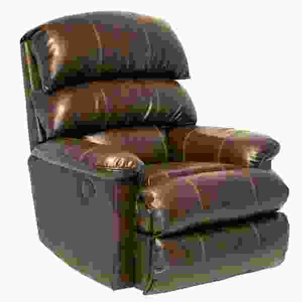4418 Templeton Bonded Leather Recliner