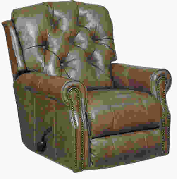 4604 Davidson Leather Recliner