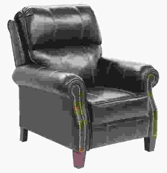 5539 Frazier Bonded Leather Recliner