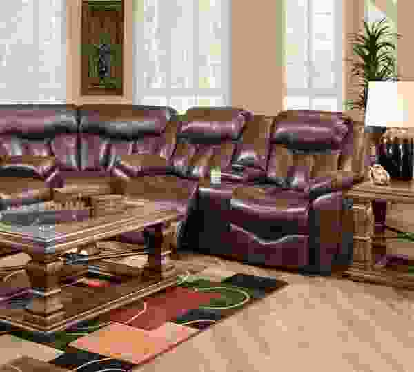 Hendrix 564 Reclining Sectional