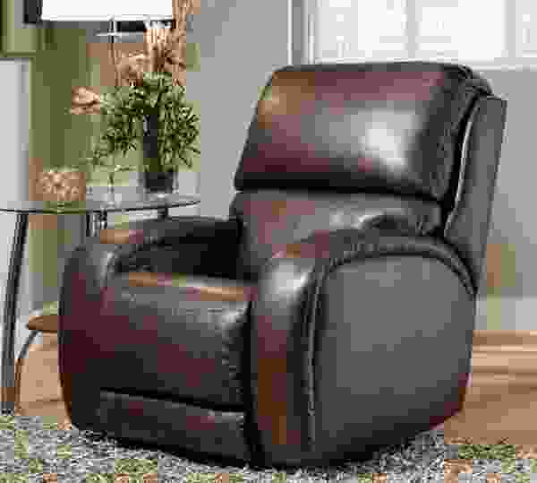 Fandango 1184 Rocker Recliner w/ Power Headrest Option