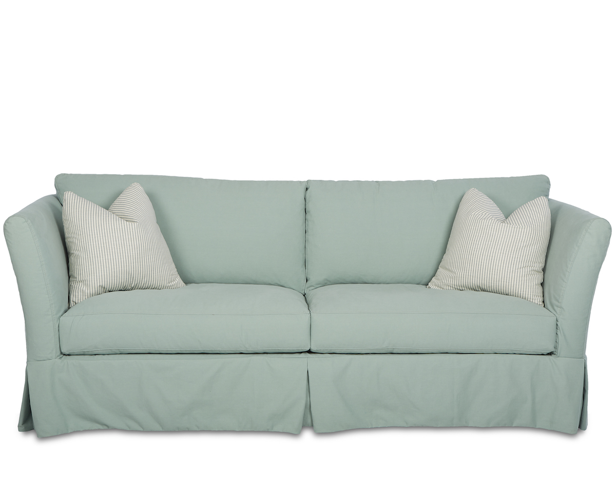 Alexis D13100 Slipcover Sofa Collection Hundreds Of Fabrics And Colors