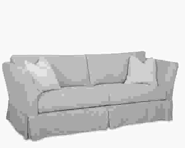 Alexis D13100 Slipcover Sofa Collection - Hundreds of Fabrics and Colors