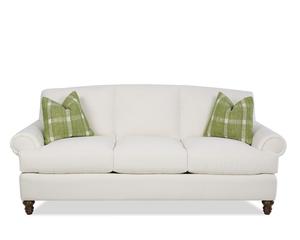 beckett d99500 non nailhead sofa collection hundreds of fabrics and colors - Nailhead Sofa