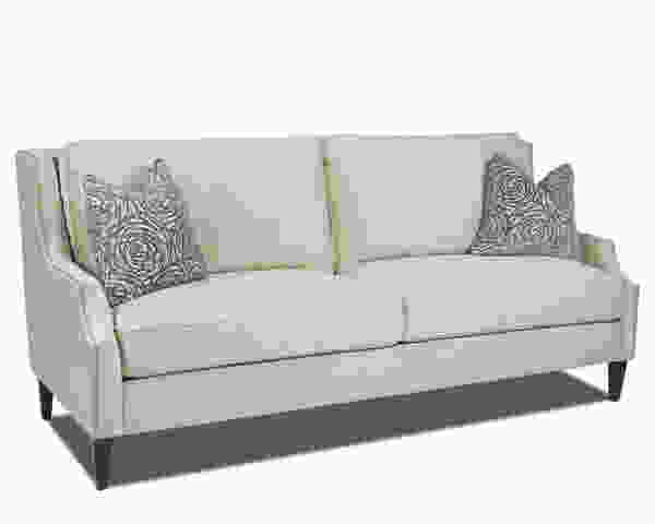 Camryn D7310 Sofa Collection w/ Nailheads - Hundreds of Fabrics and Colors